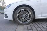 奥迪A4L车轮