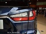 雷克萨斯RX后灯