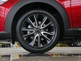马自达CX-3车轮