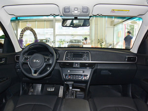 起亚K5最高优惠2.3万 温州地区现车充足