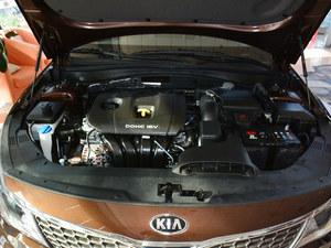 起亚K5 让利促销 限时优惠高达2万元