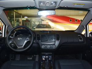 起亚K3热销中 购车限时优惠高达1.8万元
