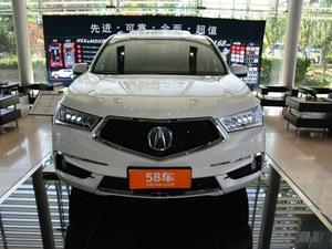 讴歌MDX近期优惠14万 上海现车热销中