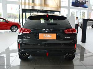 WEY VV5热销中 北京目前售价15万元起