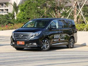 传祺GM8售价17.68万元起 购车送礼包
