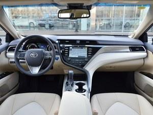 丰田凯美瑞吉安新价格售价17.98万起