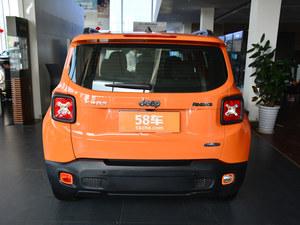 合肥Jeep自由侠购车优惠1.4万 现车在售