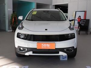 领克01购车报价价格稳定 售价15.88万起