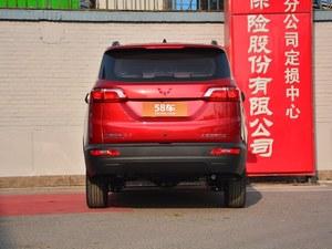 五菱宏光S3售价5.68万起 沈阳现车充足