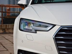奥迪A4L 新报价 直降8.78万元 现车充足