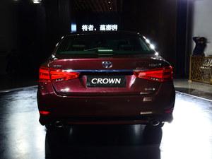 皇冠新的价格  直降2.40万元  现车充足
