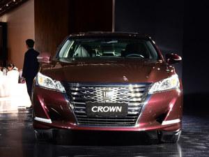 丰田皇冠现车报价 部分车型购车降2.5万