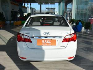 伊兰特EV降价优惠5.98万元 现车充足