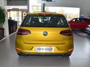 高尔夫优惠达2.10万元  现车报价多少钱