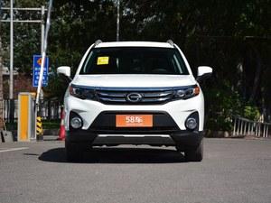 传祺GS3昆明购车优惠 欢迎到店试乘试驾