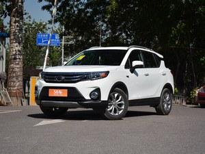 传祺GS3智联SUV领潮上市售价7.38万起