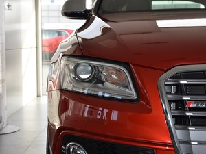 奥迪SQ5购车优惠高达10.69万 少量现车