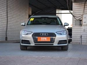 2018款奥迪A4L杭州报价 最高优惠6.56万