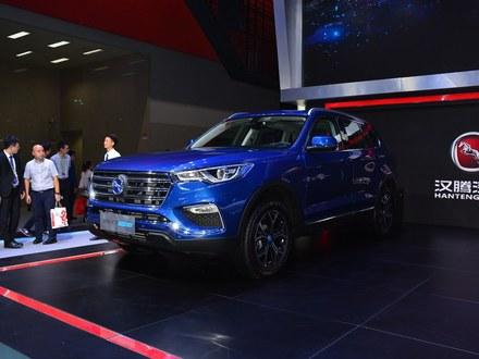 汉腾汽车 汉腾X7新能源
