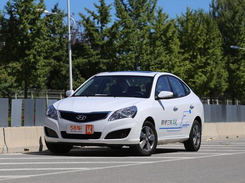 2017款 伊兰特EV GS PLUS版