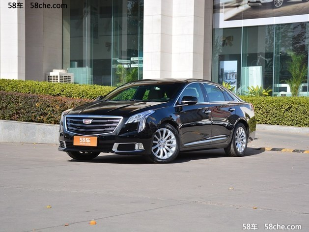 合肥凯迪拉克XTS现车在售 2018款降2万