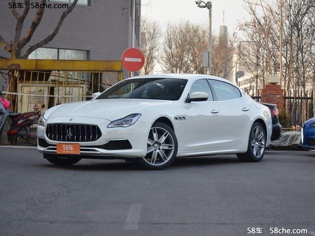 玛莎拉蒂总裁长沙新低价现车优惠15万元