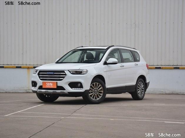 2018款哈弗H6杭州报价 价格直降2000元