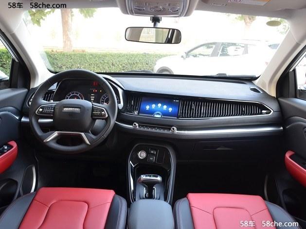 7万高品质SUV  哈弗H2s风尚/智尚型上市