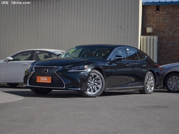 雷克萨斯LS有少量现车 售价82.4万元起