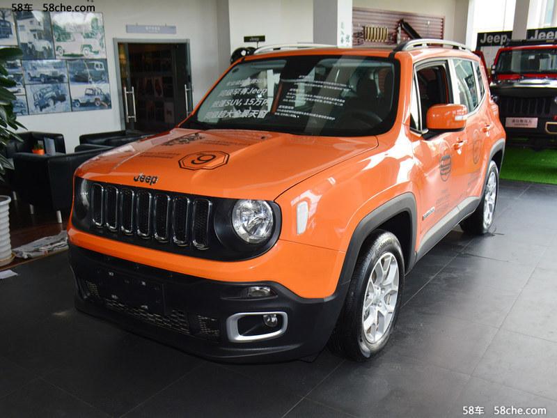 Jeep自由侠车身外观