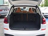 宝马X3后备箱