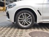 宝马X3车轮