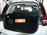 远景SUV后备箱