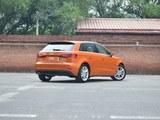 奥迪A3 2018款  30周年年型 Sportback 35 TFSI 进取型_高清图5