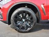 宝马X6车轮