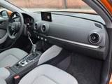 奥迪A3 2018款  30周年年型 Sportback 35 TFSI 进取型_高清图3