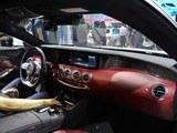 奔驰S级AMG中控全图
