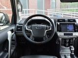 普拉多 2018款  3.5L 自动VX NAVI后挂备胎_高清图4