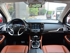 北汽幻速H5 1.3T CVT豪华型