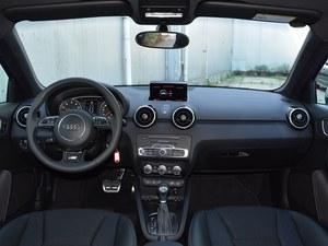 奥迪A1昆明现车价格 购车优惠2.19万元