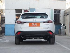 一汽马自达CX-4现车行情 售价14.08万起