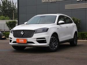 首款中国量产SUV宝沃BXi7 跃然上市