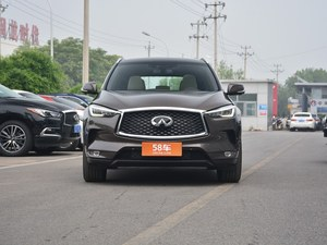 英菲尼迪QX50多少钱 上海现车优惠2万