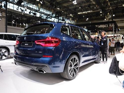 67 现车充足 2018款 宝马x3 xdrive30i 尊享型 m运动套装 58.58 0 58.