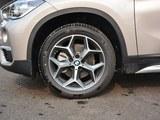 宝马X1车轮