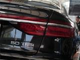 奥迪A8 2019款 L Plus A8L 55 TFSI quattro 尊贵型_高清图3