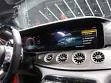 AMG GT中控台