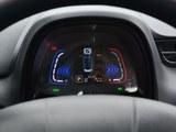 众泰E200仪表盘