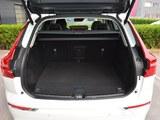 沃尔沃XC60新能源后备箱