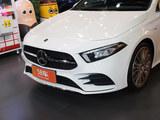 奔驰A级 2019款  A 200 L 运动轿车先行特别版_高清图1